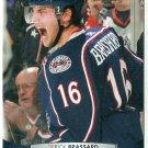 2011 Upper Deck Hockey Derick Brassard Blue Jackets #148