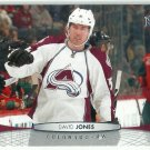 2011 Upper Deck Hockey David Jones Avalanche #157