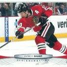 2011 Upper Deck Hockey Patrick Sharp Blackhawks #161
