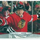 2011 Upper Deck Hockey Marian Hossa Black Hawks #162