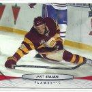 2011 Upper Deck Hockey Matt Stajan Flames #176