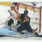 2011 Upper Deck Hockey Jason Pominville Sabres #186