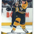2011 Upper Deck Hockey Zdeno Chara Burins #188