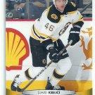 2011 Upper Deck Hockey David Krejci Bruins #191