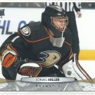 2011 Upper Deck Hockey Jonas Hiller Ducks #196