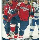 2011 Upper Deck Hockey Marcus Johansson Capitals #263