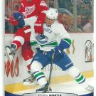 2011 Upper Deck Hockey Kevin Bieksa Canucks #271