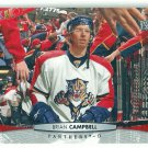 2011 Upper Deck Hockey Brian Campbell Panthers #379