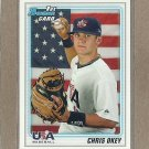 2010 Bowman Draft Chris Okey USA #BDPP103