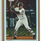 2010 Bowman Draft Gold Border Delino DeShields Astros #BDPP83