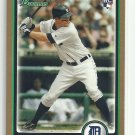 2010 Bowman Draft Gold Border Jeff Frazier Tigers #BDP88