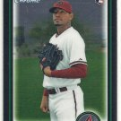 2010 Bowman Draft Chrome Cesar Valdez D-backs #BDP84