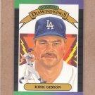 1989 Donruss Baseball DK Kirk Gibson #15