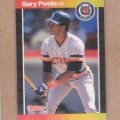 1989 Donruss Baseball Gary Pettis Tigers #60
