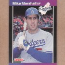 1989 Donruss Baseball Mike Marshall Dodgers #110