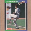 1989 Donruss Baseball Lance McCullers Padres #129