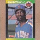 1989 Donruss Baseball Mookie Wilson Mets #152