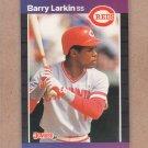 1989 Donruss Baseball Barry Larkin Reds #257