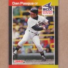 1989 Donruss Baseball Dan Pasqua White Sox #294
