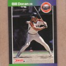 1989 Donruss Baseball Bill Doran Astros #306