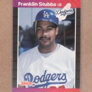 1989 Donruss Baseball Franklin Stubbs Dodgers #321