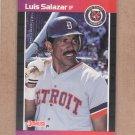 1989 Donruss Baseball Luis Salazar Tigers #352