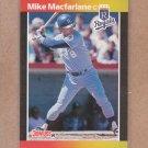 1989 Donruss Baseball Mike Macfarlane RC Royals #416