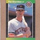 1989 Donruss Baseball Pat Sheridan Tigers #417
