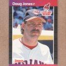 1989 Donruss Baseball Doug Jones Indians #438