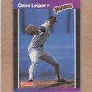 1989 Donruss Baseball Dave Leiper Padres #465