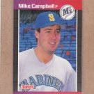 1989 Donruss Baseball Mike Campbell Mariners #497