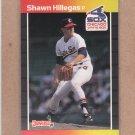 1989 Donruss Baseball Shawn Hillegas White Sox #503
