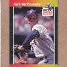 1989 Donruss Baseball Jack McDowell White Sox #531