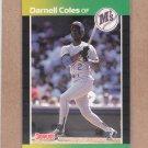 1989 Donruss Baseball Darnell Coles Mariners #566