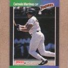 1989 Donruss Baseball Carmelo Martinez Padres #601