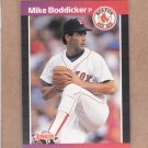 1989 Donruss Baseball Mike Boddicker Red Sox #612