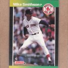 1989 Donruss Baseball Mike Smithson Red Sox #628
