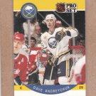 1990 Pro Set Hockey Dave Andreychuk Sabres #17