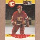 1990 Pro Set Hockey Joel Otto Flames #43