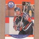 1990 Pro Set Hockey Martin Gelinas RC Oilers #83