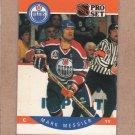1990 Pro Set Hockey Mark Messier Oilers #91