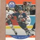 1990 Pro Set Hockey Joe Murphy RC Oilers #93