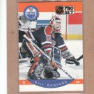 1990 Pro Set Hockey Bill Ranford Oilers #94