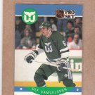 1990 Pro Set Hockey Ulf Samuelsson Whalers #109