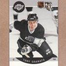 1990 Pro Set Hockey Tony Granato Kings #117