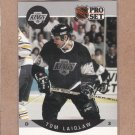 1990 Pro Set Hockey Tom Laidlaw Kings #123