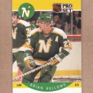 1990 Pro Set Hockey Brian Bellows North Stars #130