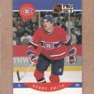 1990 Pro Set Hockey Bobby Smith Canadiens #160