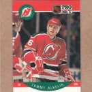 1990 Pro Set Hockey Tommy Albelin Devils #162