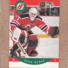 1990 Pro Set Hockey Sean Burke Devils #164